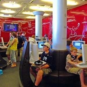 Интернет-кафе Коломны