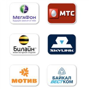 Операторы сотовой связи Коломны