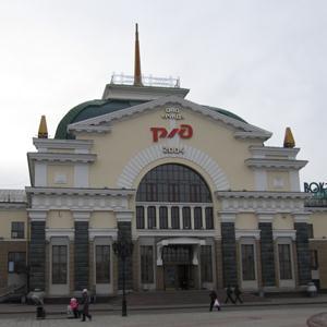 Железнодорожные вокзалы Коломны